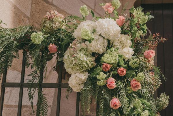 Decoración Floral Zamora